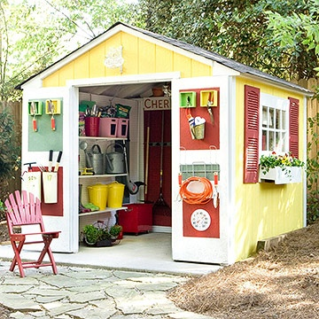 Ideas For Garden Sheds diy garden shed ideas home design ideas Garden Design Garden Design With A Gallery Of Garden Shed Ideas