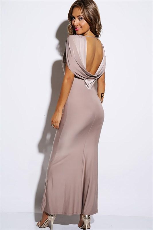 Slinky, sexy evening/cocktail formal dress.